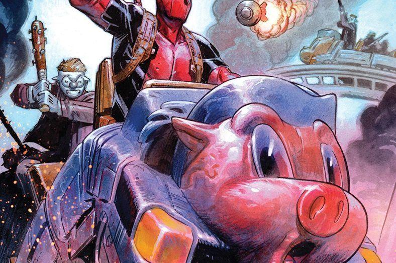 Deadpool #8 Review