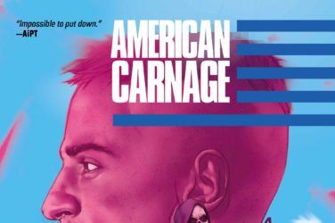 American Carnage #4 Cover