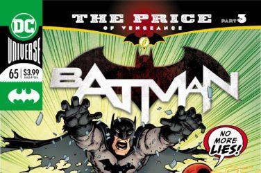 Batman #65 cover