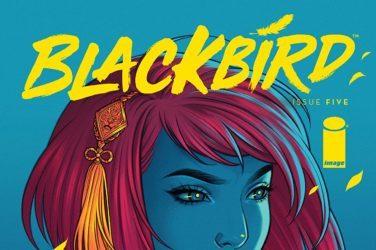 Blackbird #5 Cover