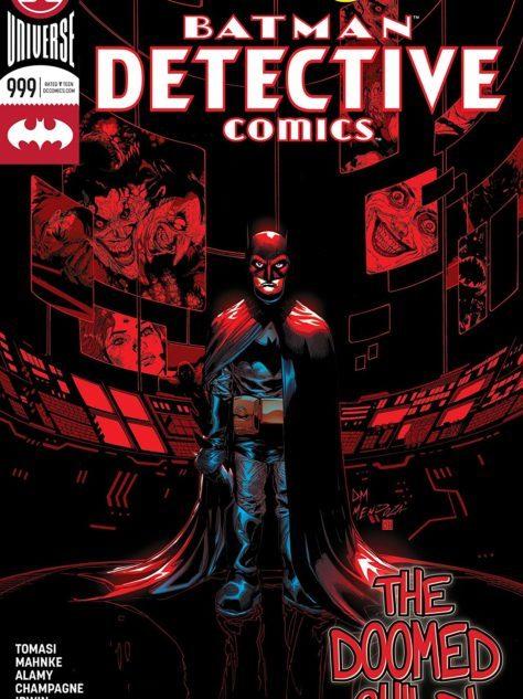Detective Comics #999 Cover