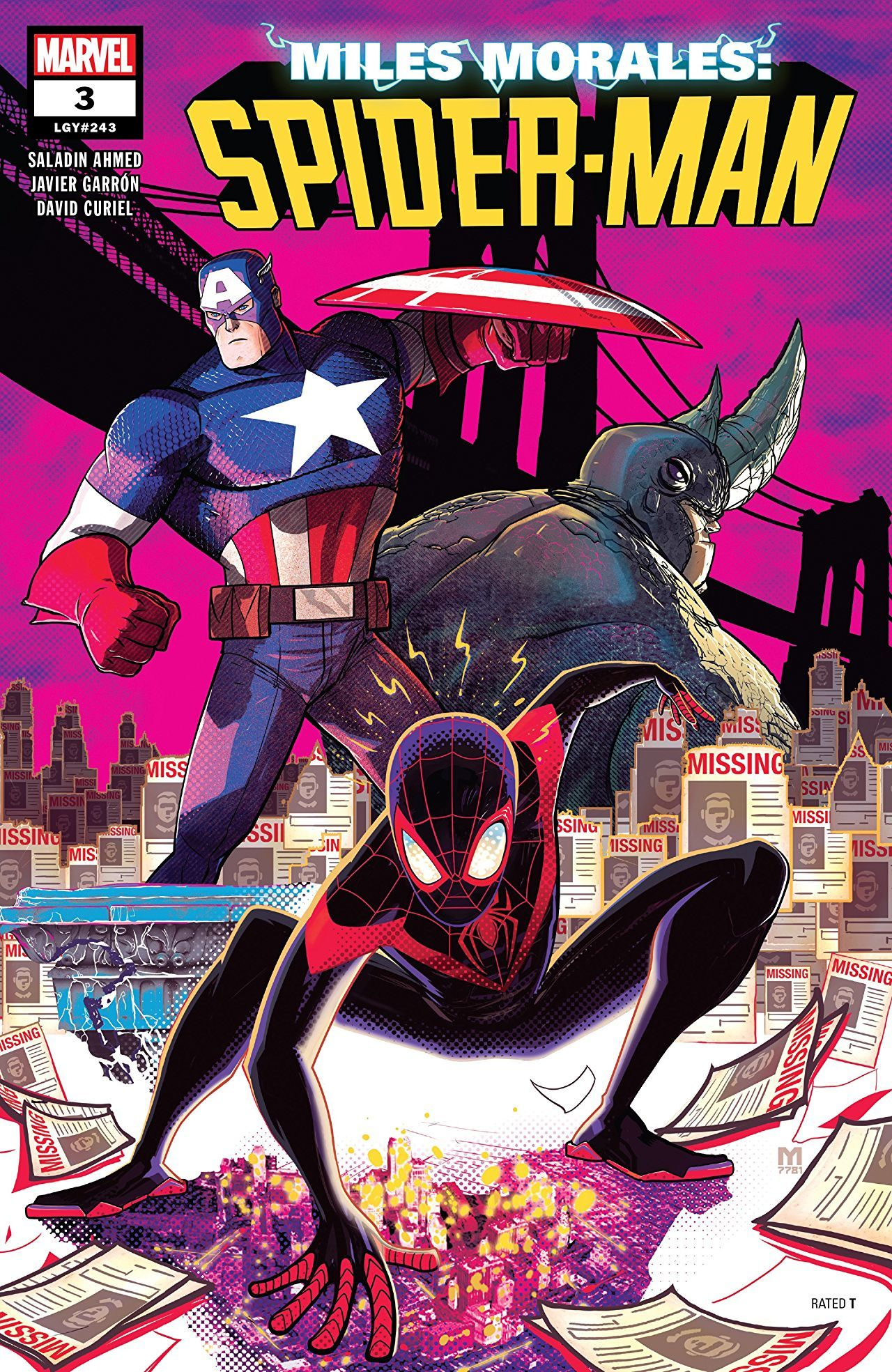 c4ff1b5b599 Miles Morales  Spider-Man  3 Review - Black Nerd Problems