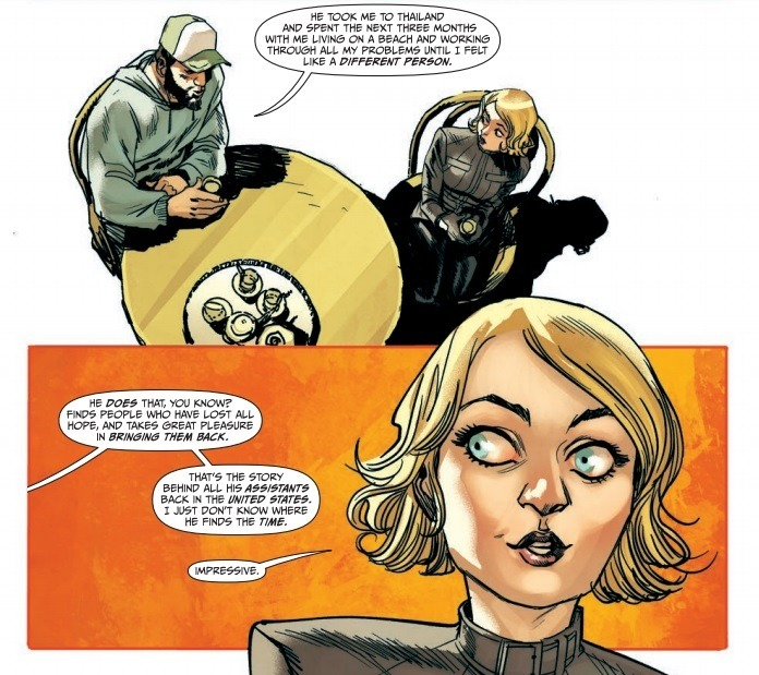 Prodigy #3 Review