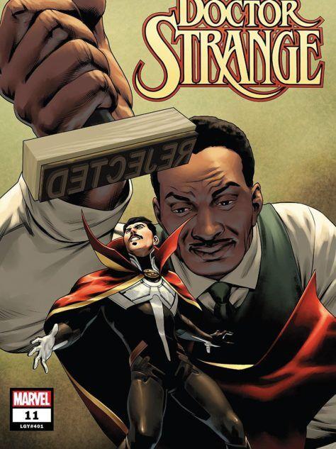 Doctor Strange #11 Cover