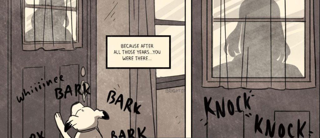 Panels from Long Lost 2, #6.