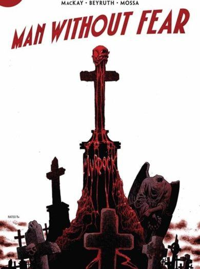 Man Without Fear #5 Review