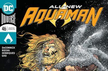 Aquaman #46 Cover