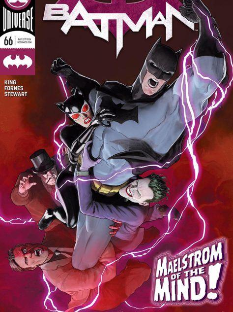 Batman #66 Cover