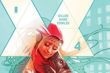 Die #4 Cover