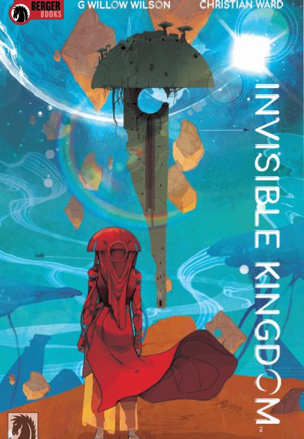 Invisible Kingdom #1 cover