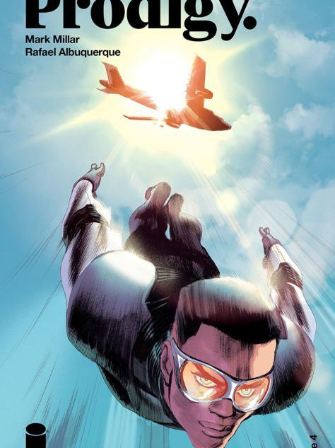 Prodigy #4 Cover