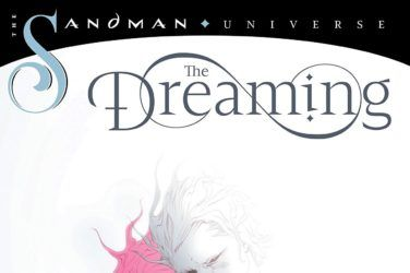 Dreaming #7 Cover