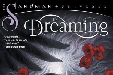 The Dreaming #8 Cover