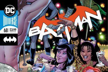 Batman #68 Cover