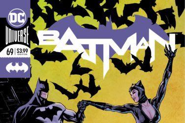 Batman #69 cover