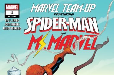 Marvel Team Up #1 Review