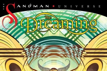 The Dreaming #9 Cover
