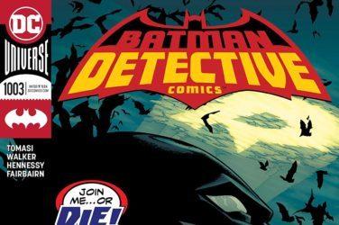 Detective Comics #1003 Cover