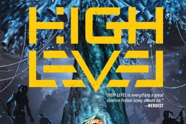 High Level #4 Cover
