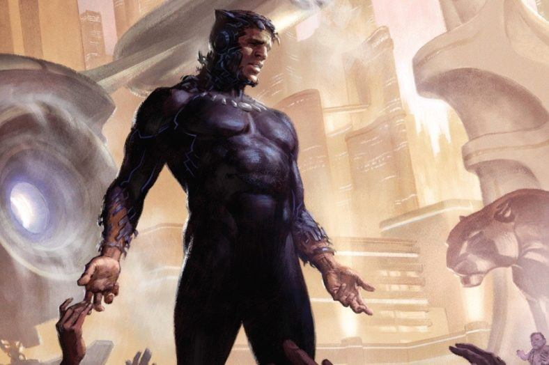 Black Panther 12 Cover