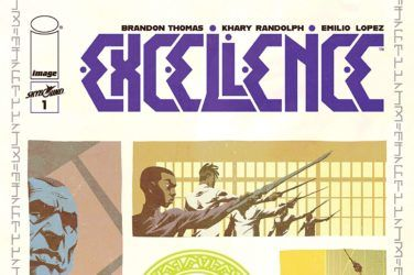 Excellence #1 Cover