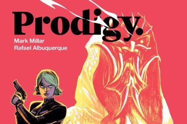 Prodigy #6 Cover