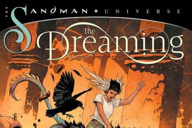 The Dreaming #10 Cover