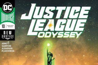 Justice League Odyssey #10