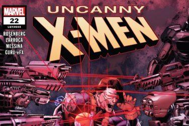 Uncanny X-Men #22 Cover