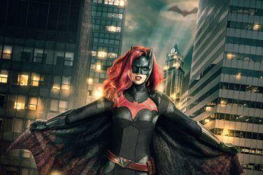 Batwoman Pilot Cover