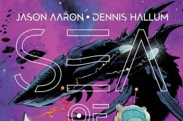 Sea of Stars #1 Cover