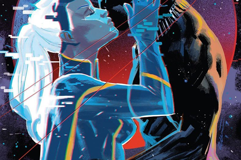 Black Panther #14 Cover