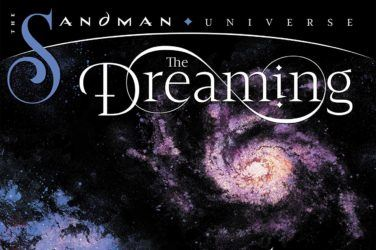 The Dreaming #12 Cover