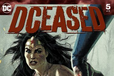 DCeased #5 Cover