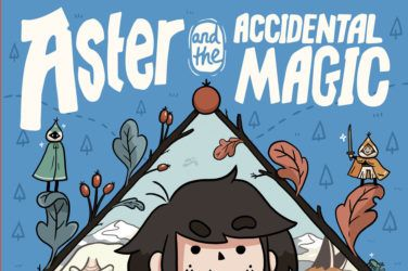 Cover: Aster and the Accidental Magic