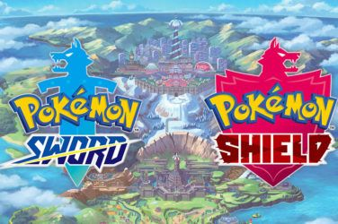 Pokemon Sword and Shield Logos