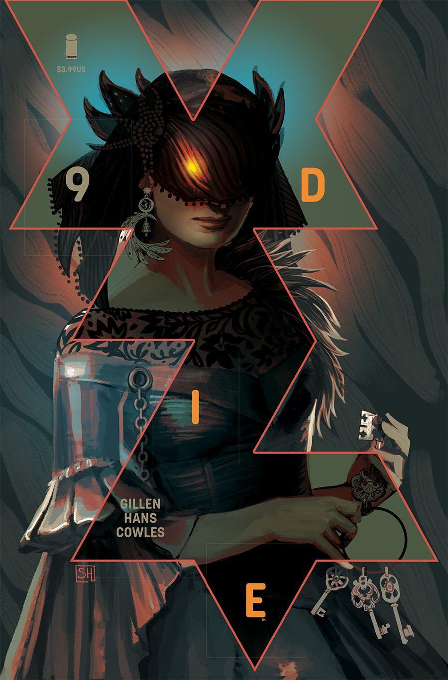 Die #9 Cover