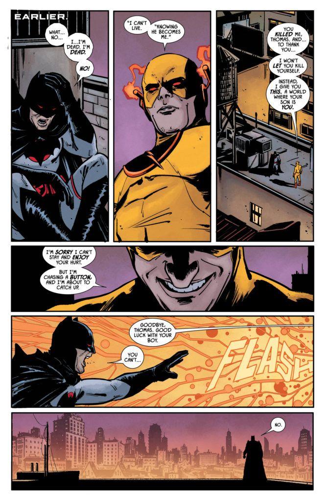 Batman #84 Inside
