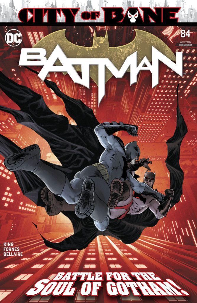 Batman #84 Cover