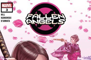 Fallen Angels #3 cover