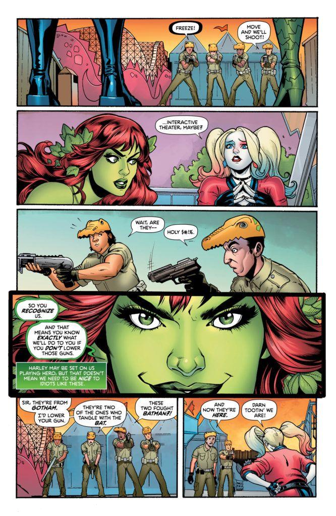 Harley&Ivy #4 Inside