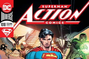 Action Comics #1018 Cover