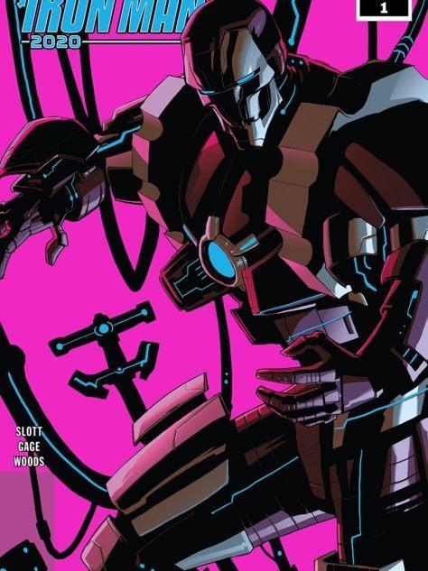 Iron Man 2020 #1 Inside
