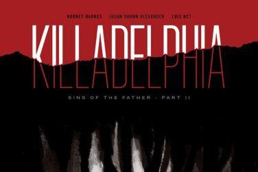 Killadelphia #2 Cover