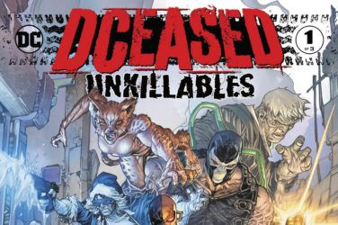DCeased Unkillables #1 Cover