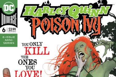 Harley Quinn and Poison Ivy #6 Cover