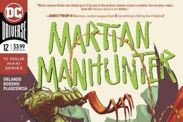 Martian Manhunter #15