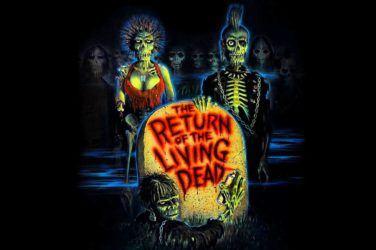 Return of the Living Dead Title