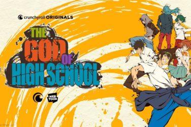 The God of Highschool