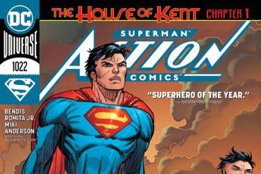 Action Comics #1022 Cover
